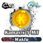 Wakfu Kamas x5 Mil