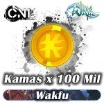 Wakfu Kamas x100 Mil